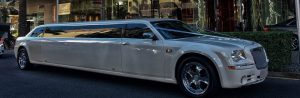 chrysler limo for weddings