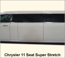 chrysler super stretch side