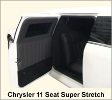 chrysler front side door open