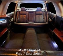 Ford LTD Stretch 7 Seat