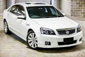 Holden Caprice Sedan 4 Seat