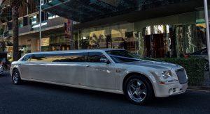 chrysler limo for weddings